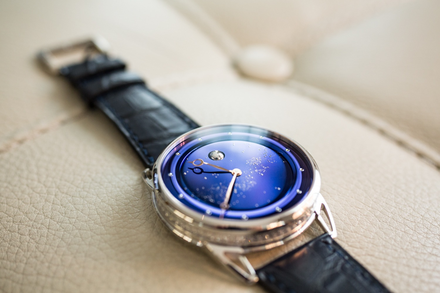 De Bethune - DB25 Milky Way