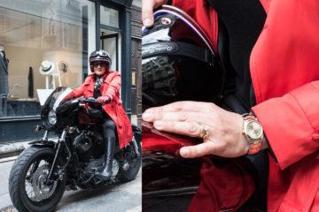 Gaelle Levy - Harley Davidson