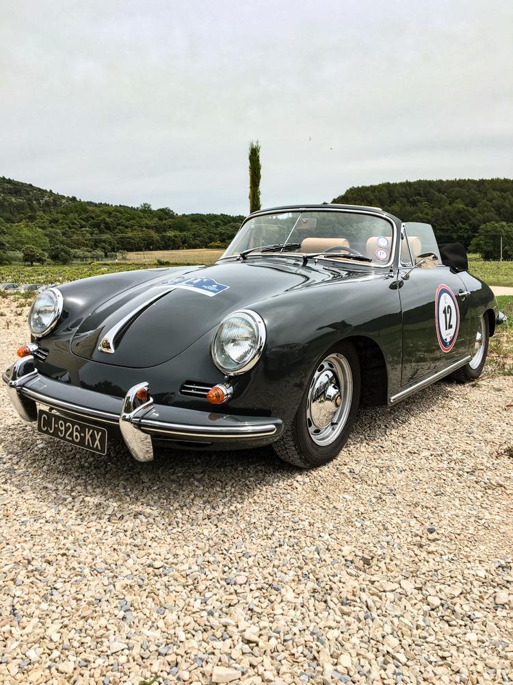 IWC et la première édition du Rallye Père-Fille - Porsche 356
