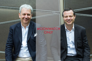 Moonwatch Only - Gregoire Rossier, Anthony Marquie