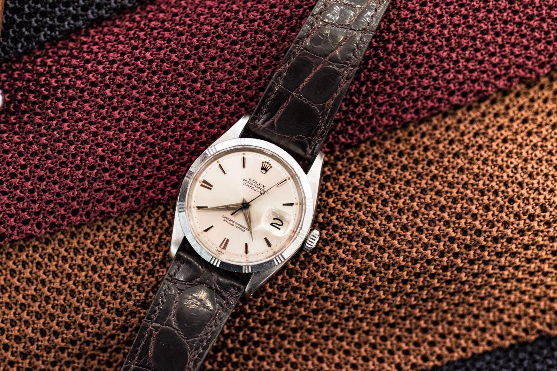Rolex Datejust - Bamboo Bezel