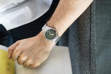 Swatch - Kaki System 51 Irony