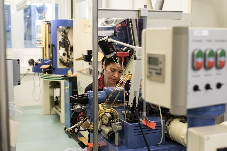 ULYSSE NARDIN Manufacture, Le Locle