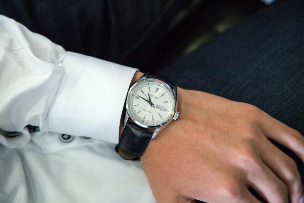 Jeunesse et horlogerie - Seiko SRP 527