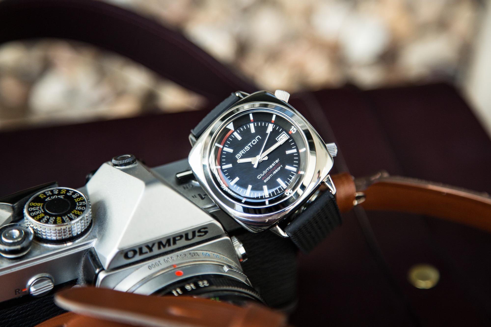 Briston Clubmaster Diver