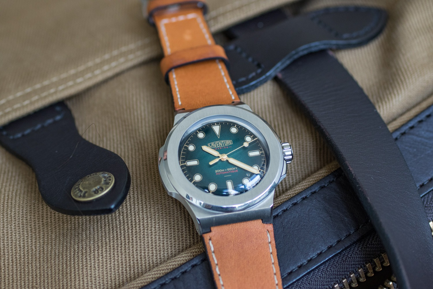 Laventure Watches - Marine