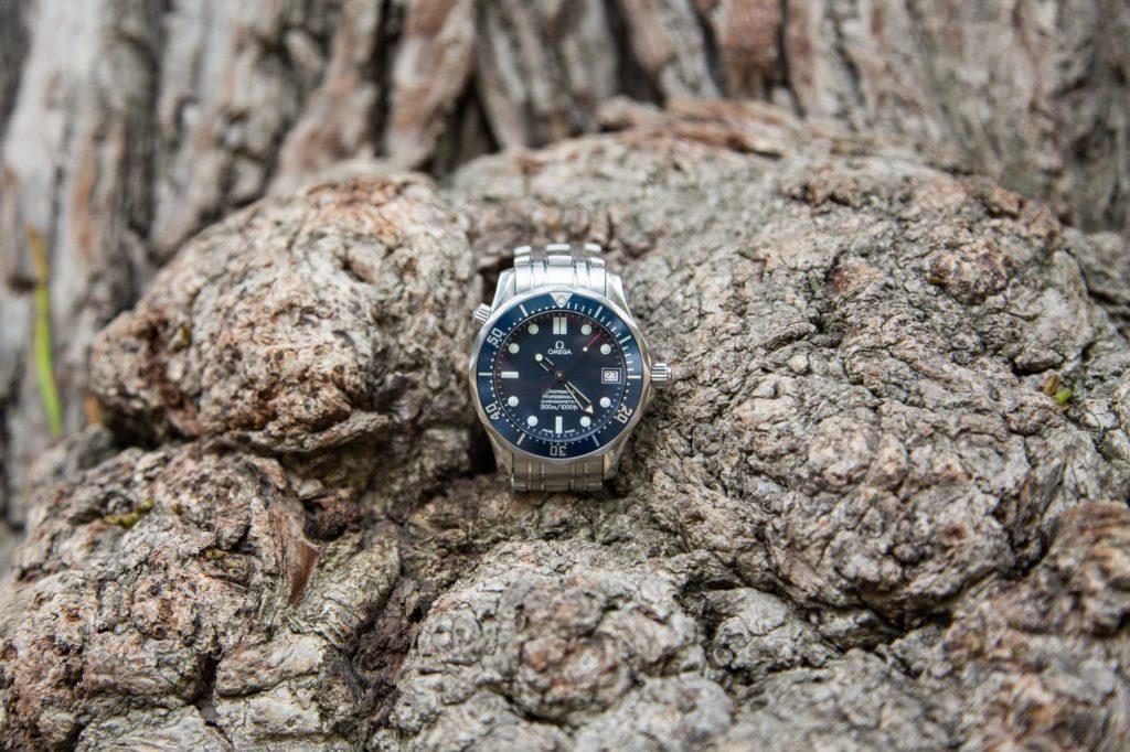 Les montres de James Bond - Omega Seamaster 300M