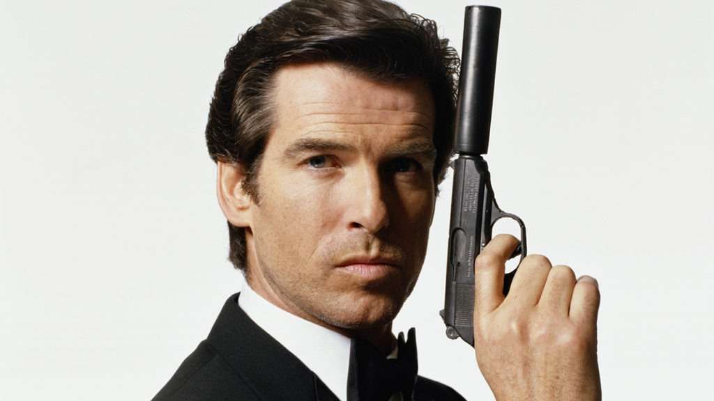 Les montres de James Bond - Pierce Brosnan