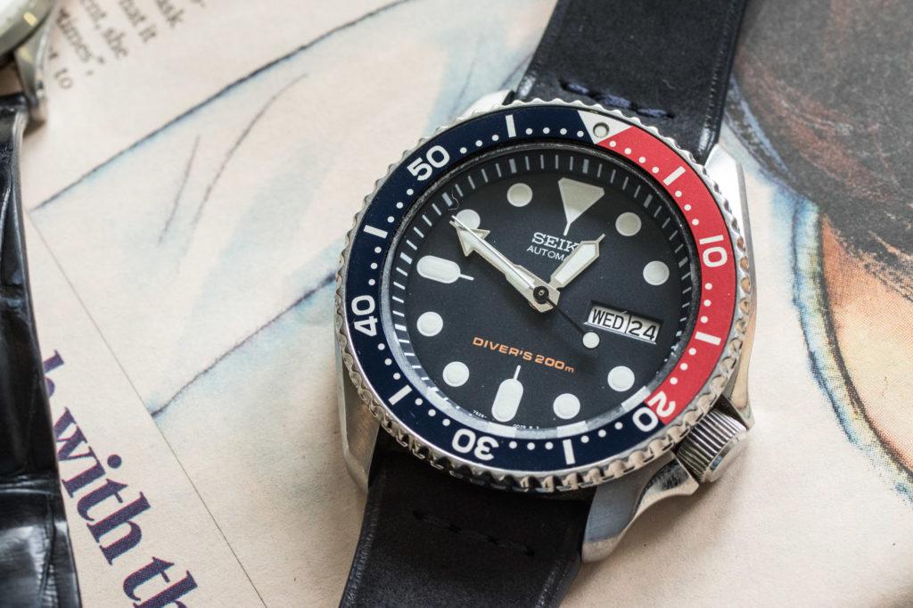 Diver Seiko SKX009K