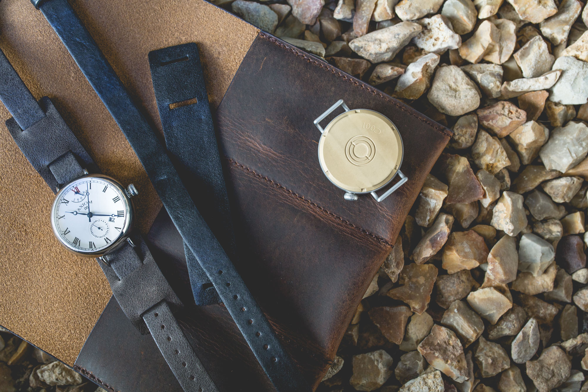 Axiom Watches - Mad Minute