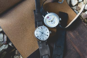 Axiom Watches - Lemon Burst et Mad Minute
