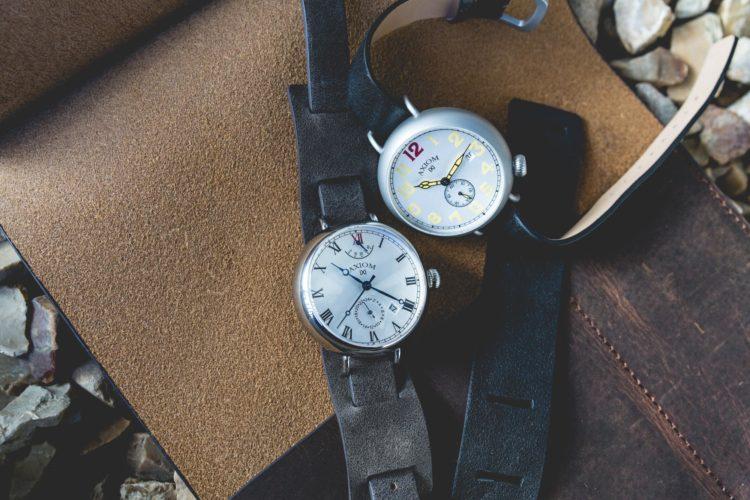 Axiom Watches - Lemon Burst et Mad Minute