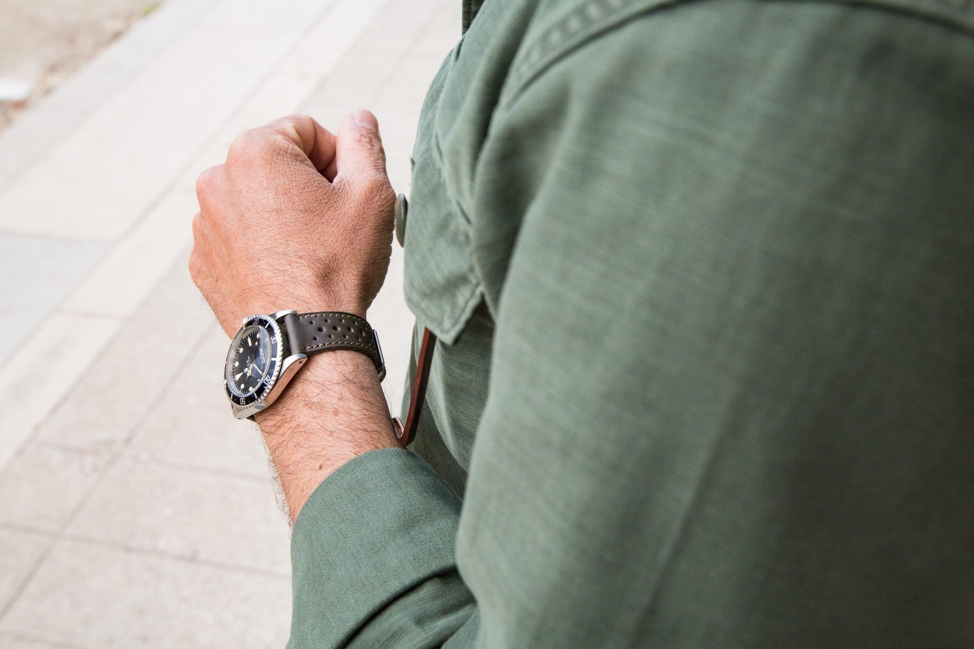 Bracelet Rallye - Joseph Bonnie