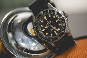 Rolex Milsub 5513