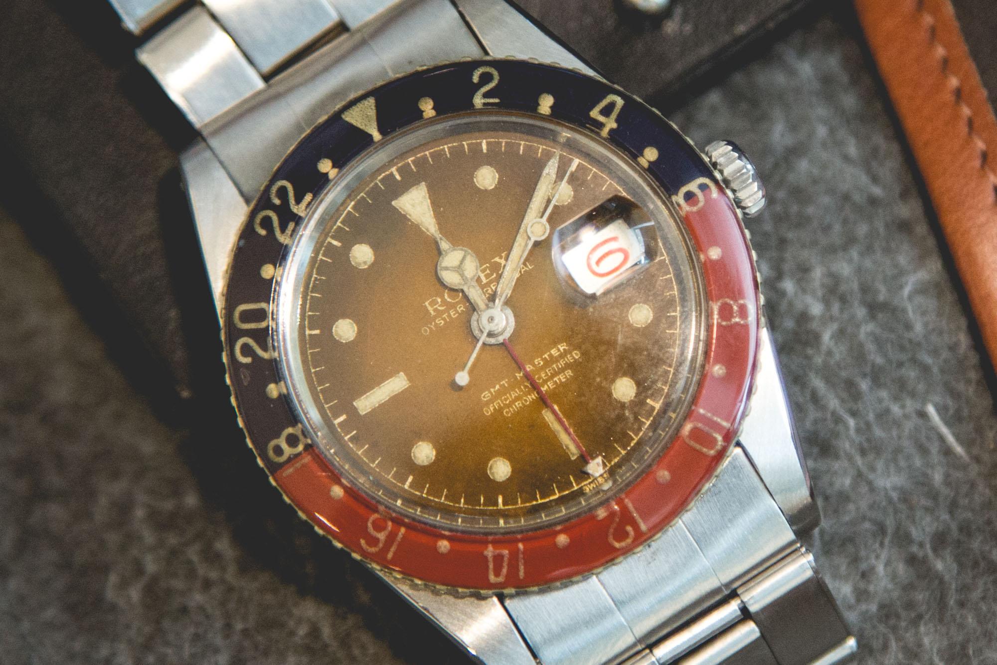 Rolex Gmt-Master référence 6542