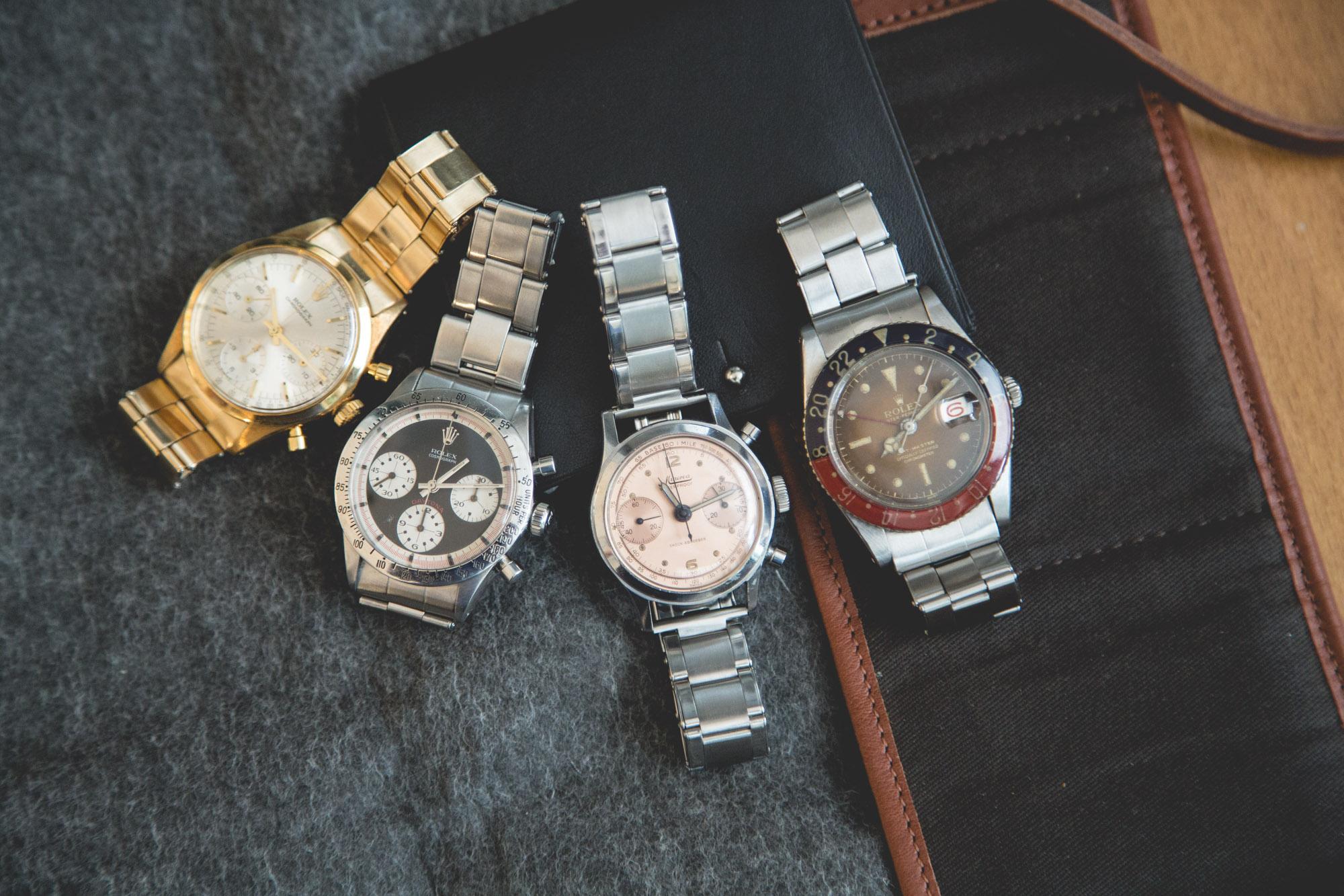 Vente Antiquorum Juillet 2017 - Important modern & Vintage Timepieces - Classic Cars