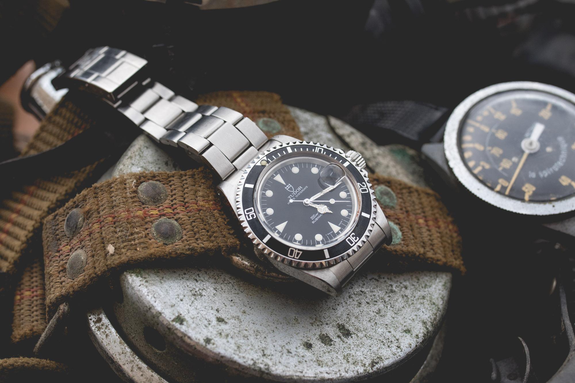 Bracelet acier - Tudor Submariner 79090