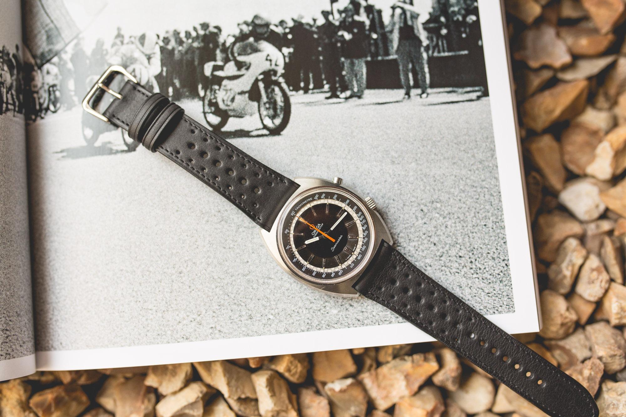 Nouvelles montres vintage Joseph Bonnie - Omega Chronostop 145.007