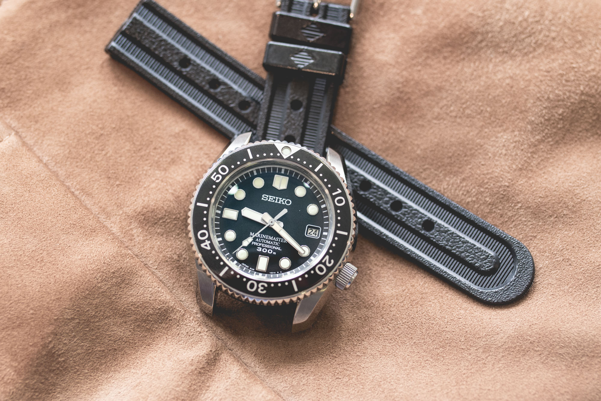 Seiko - Bracelets en caoutchouc historiques - XGL-731