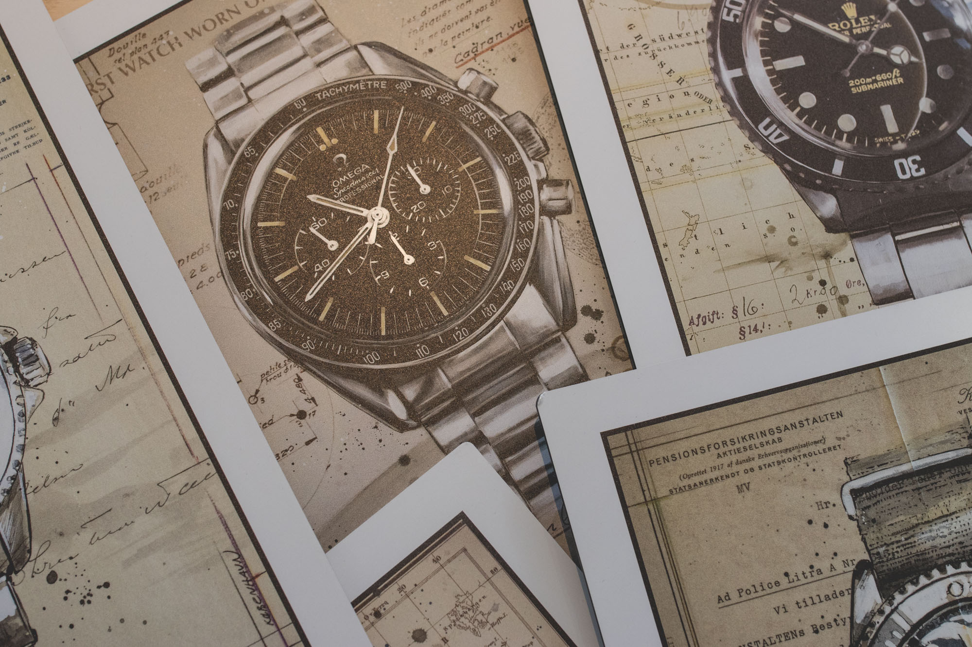Cay Broendum - Historic Horological Art