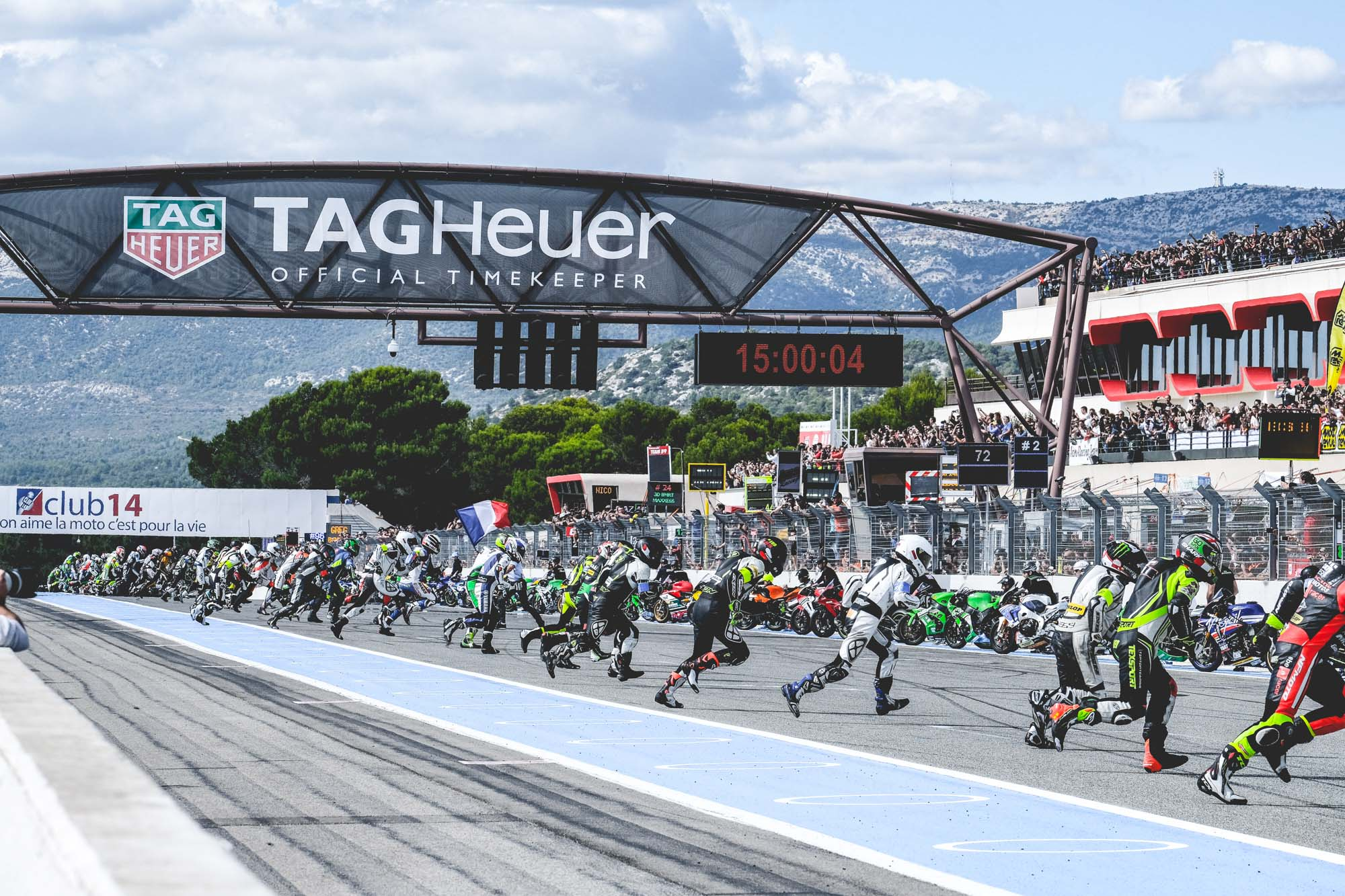 TAG HEUER - Bol D'Or 2017