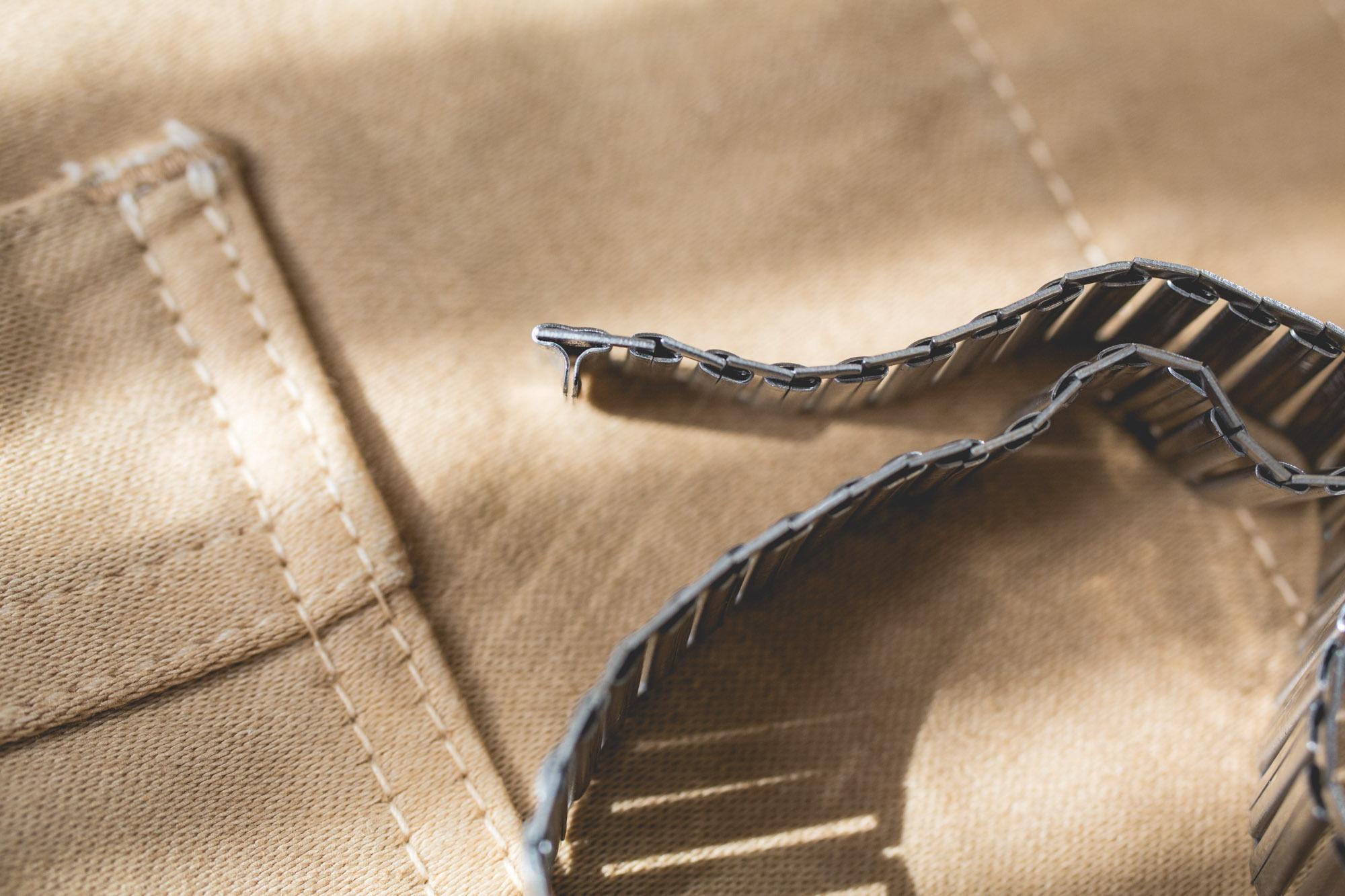 Les Bracelets Acier de type Bonklip