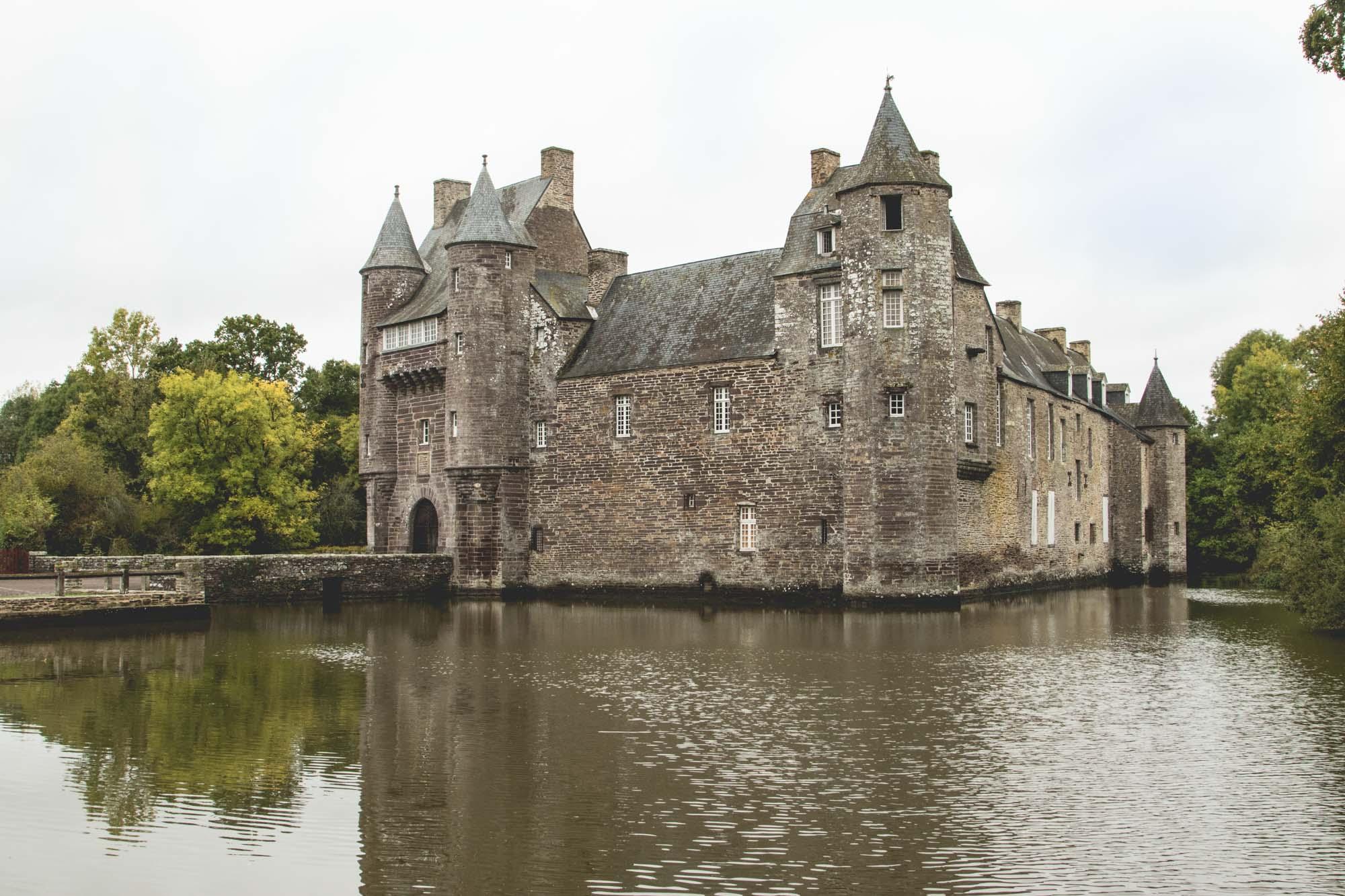 Road Trip #1 : voyage au bout de la Terre -Chateau de Trécesson.