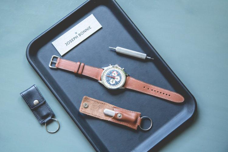 Joseph Bonnie Duke : L'outil horloger portatif