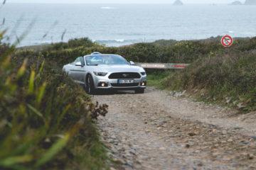 Road Trip #1 : voyage au bout de la Terre - Ford Mustang
