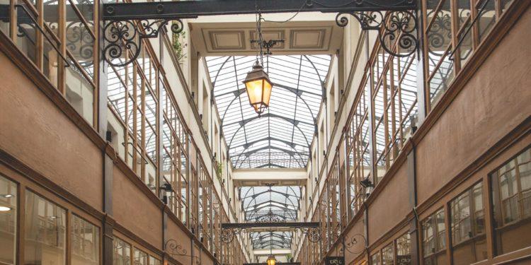 Glasscove Paris -Passage du Grand-Cerf