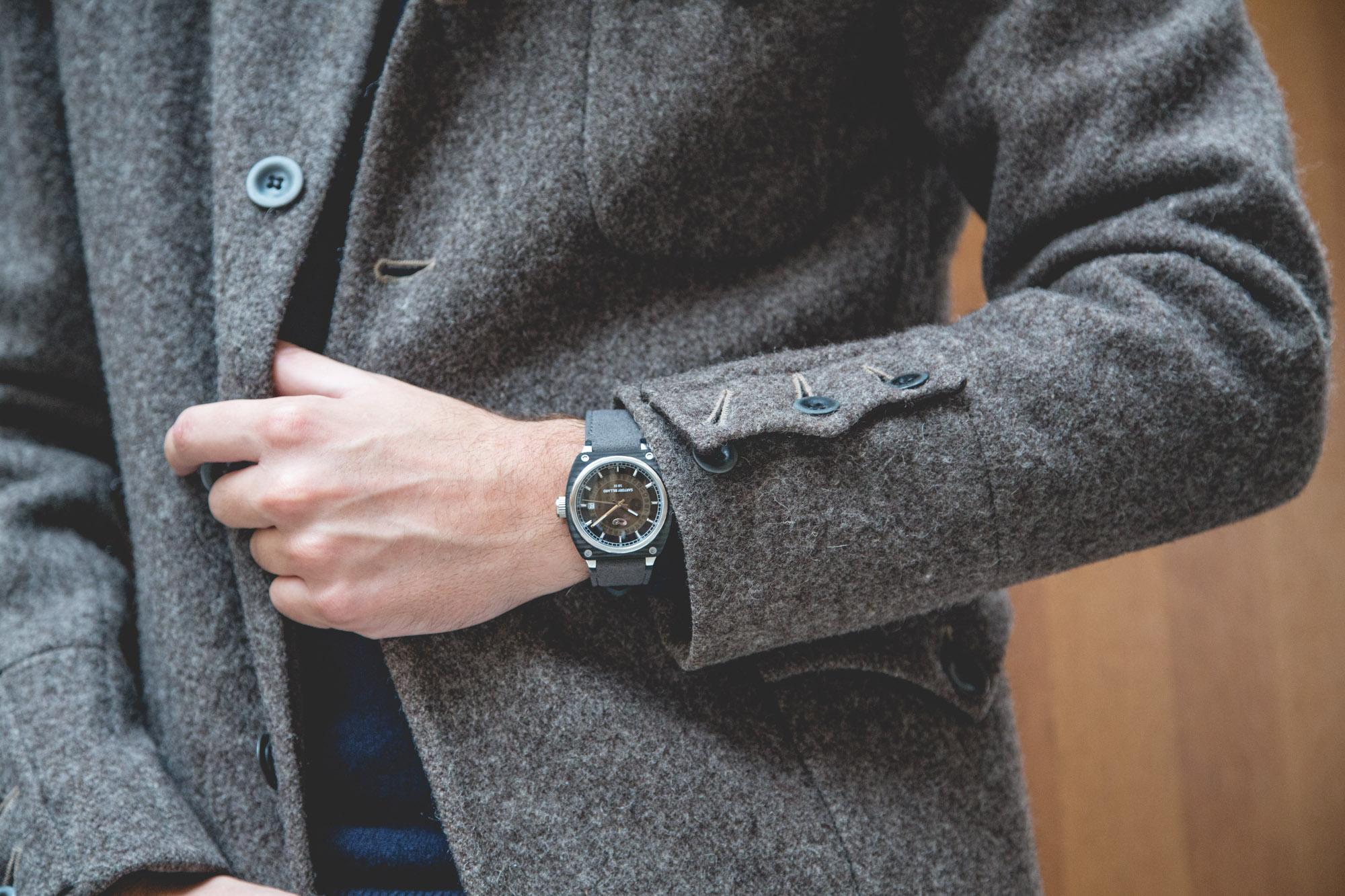 la boutique parisienne glasscove et ses vestes en laines artisanales. Black Bedroom Furniture Sets. Home Design Ideas