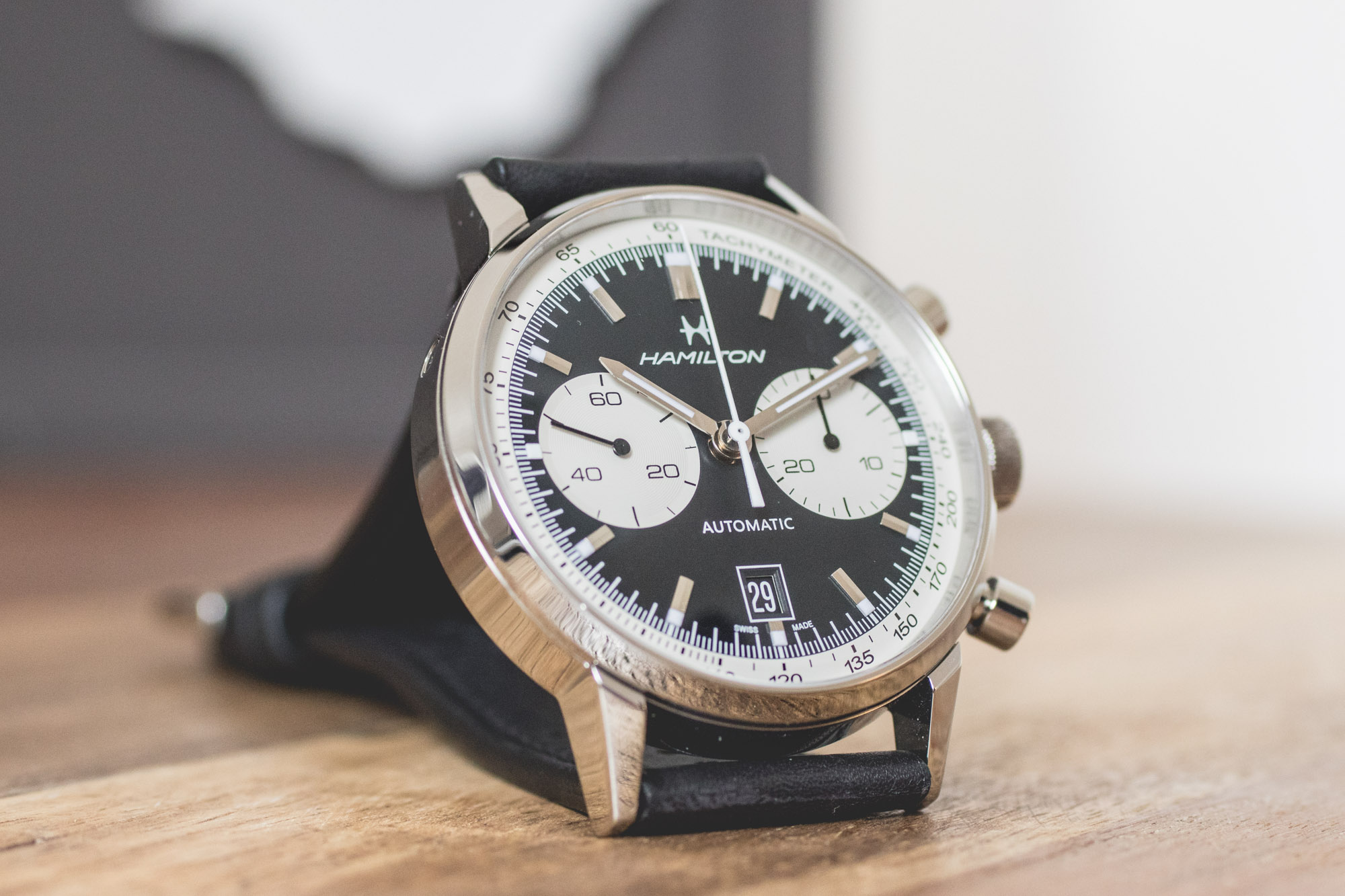 Hamilton Intra-matic 68 Chrono