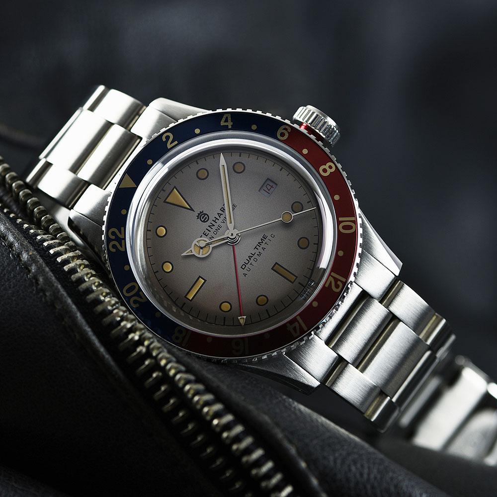Steinhart - Clone Rolex 6542