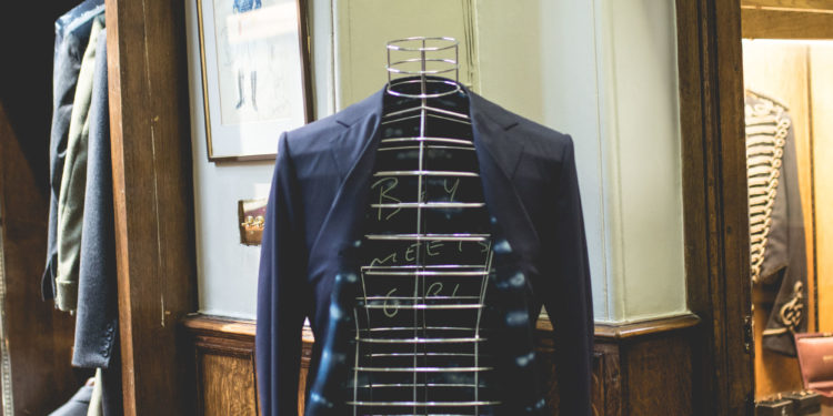 The Breguet Classique Tour in London - Huntsman Savile Row