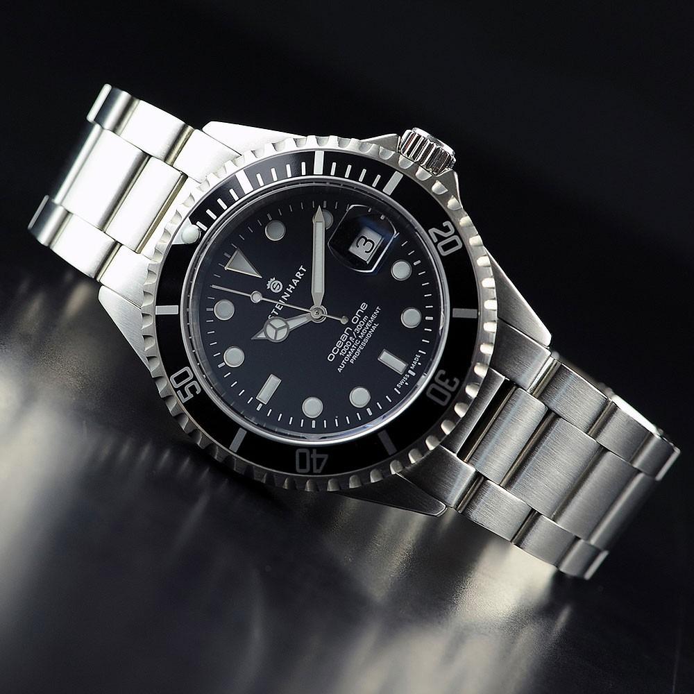 Steinhart - Clone Rolex Submariner Date