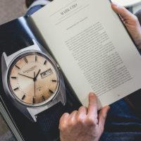 A Man & His Watch - Matt Hranek