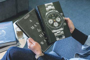 A Man and His Watch - Matt Hranek