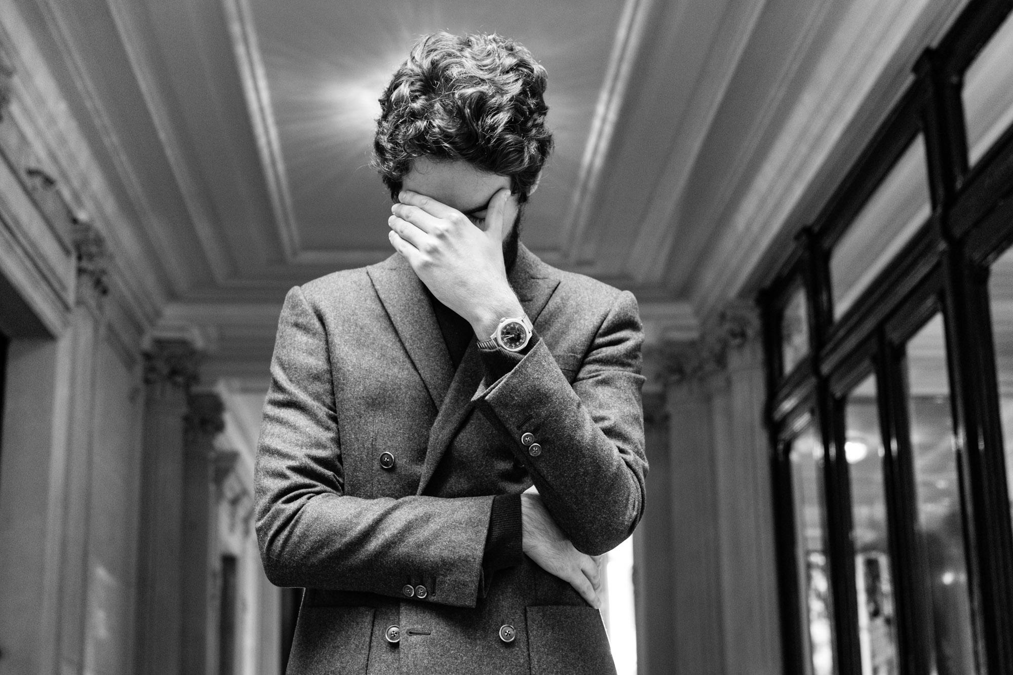 Horlogerie et frustration