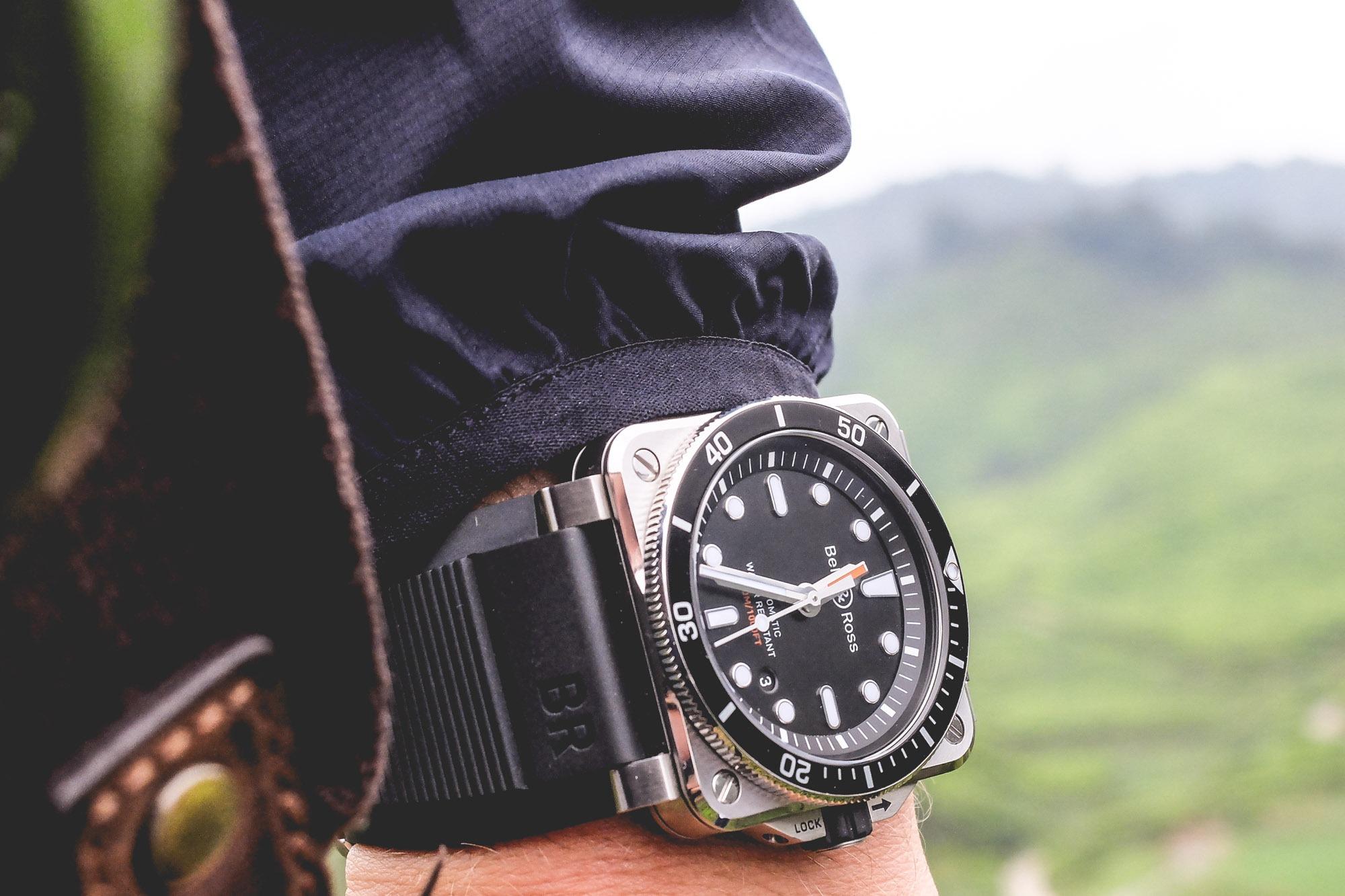 Bell & Ross - BR03 Diver