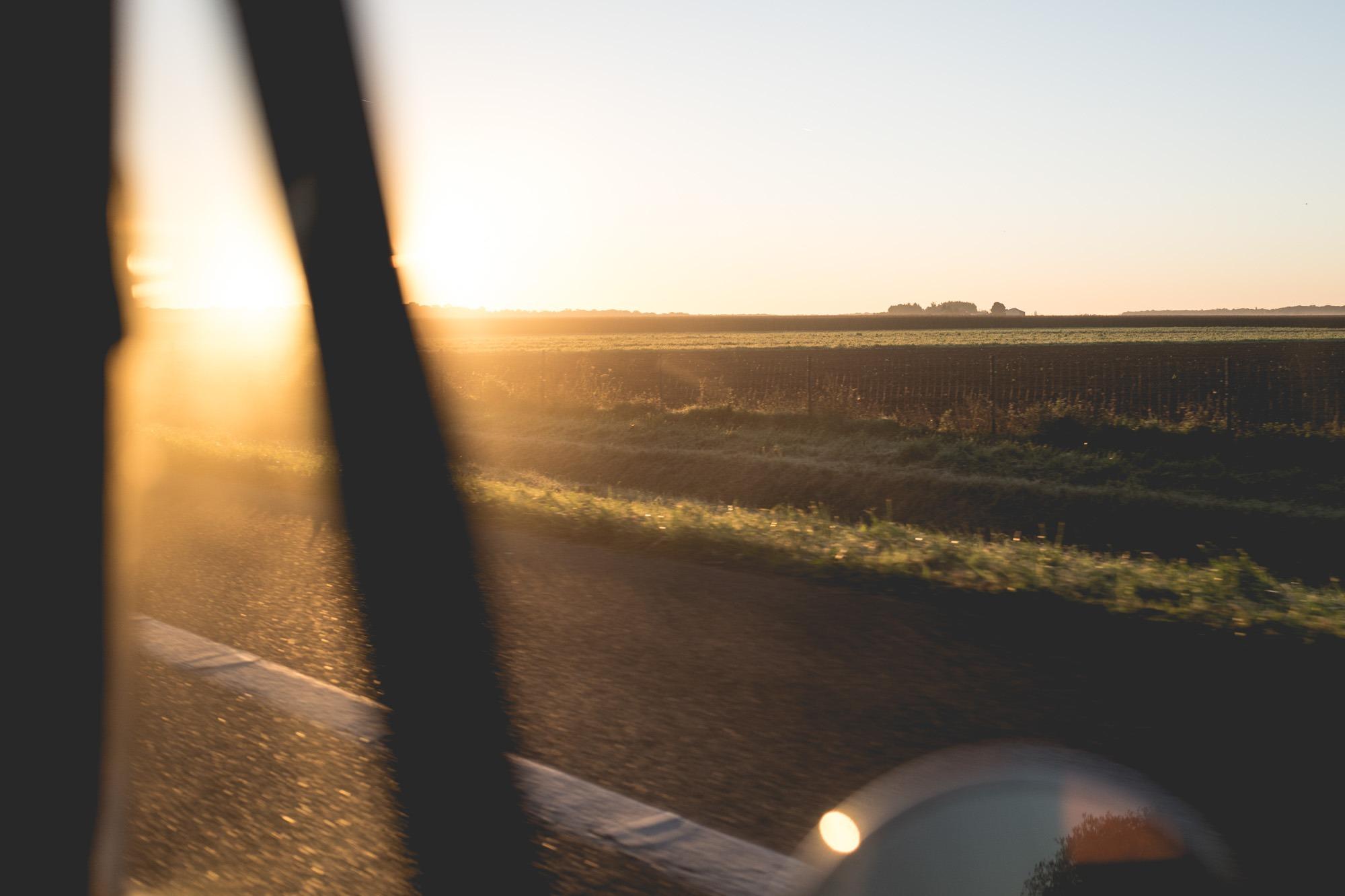 Journées d'Automne et watch-spotting - Sur la route