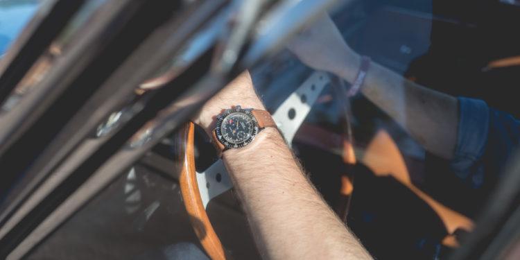 Les montres et automobiles des Journées d'Automne