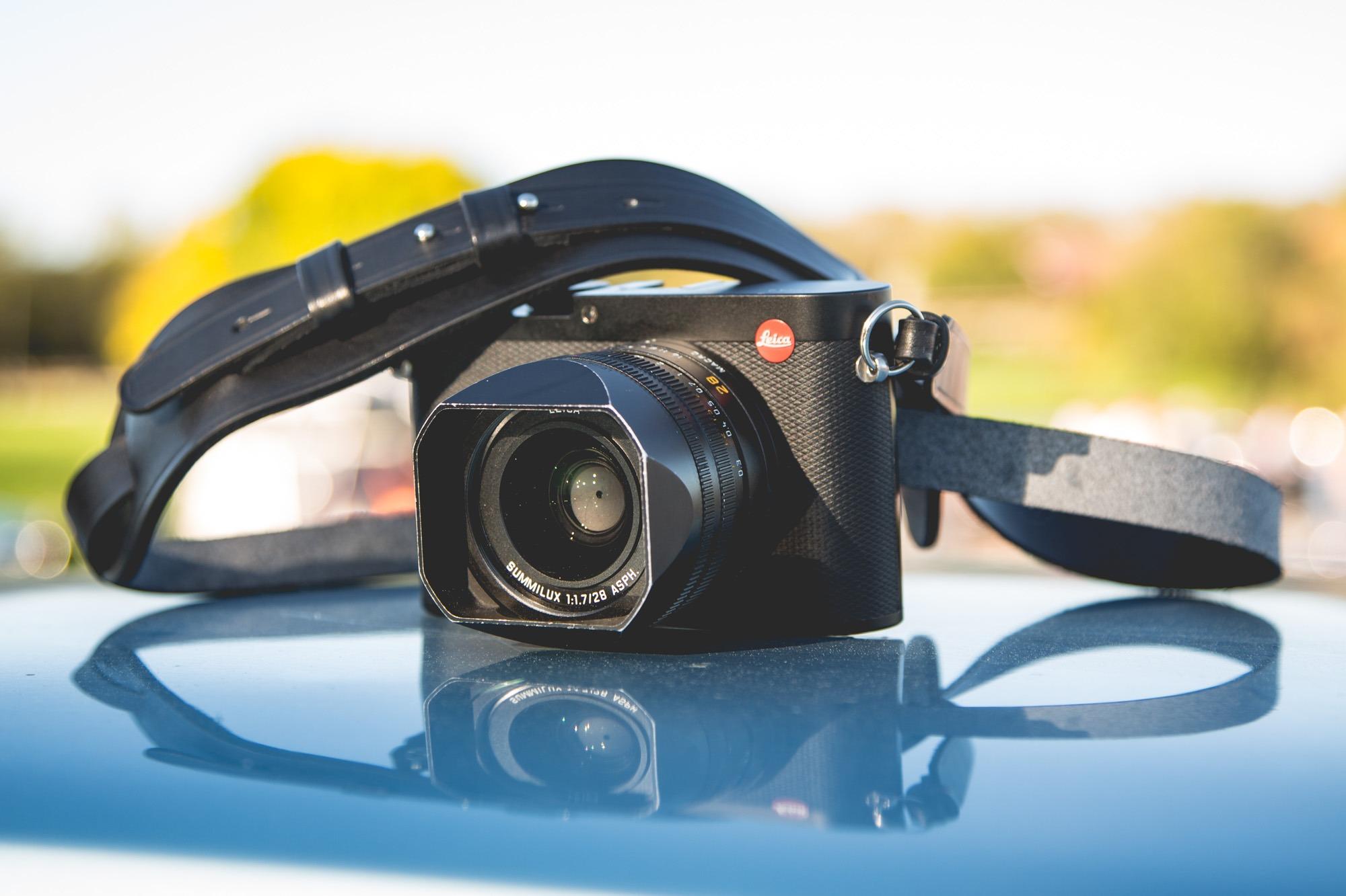Leica Q : Compat Numérique Plein Format