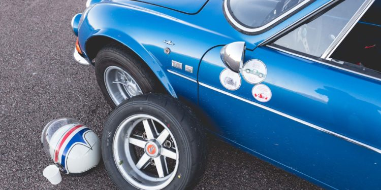 Journées d'Automne et watch-spotting - Renault Alpine