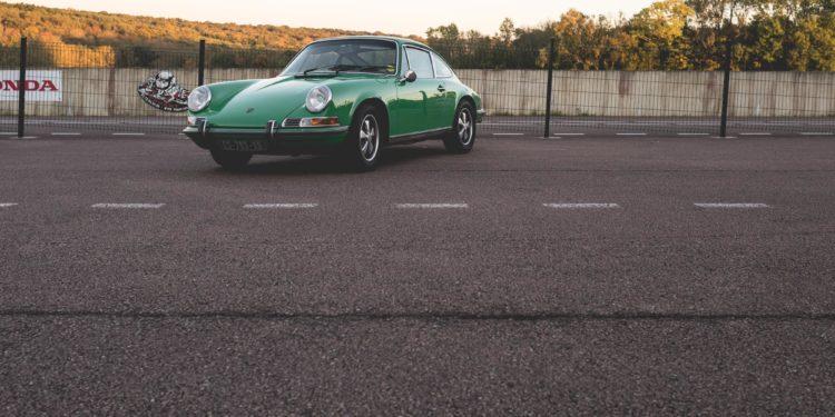 Journées d'Automne et watch-spotting - Porsche 911