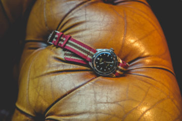 Oris Diver Sixty-Five Movember Edition