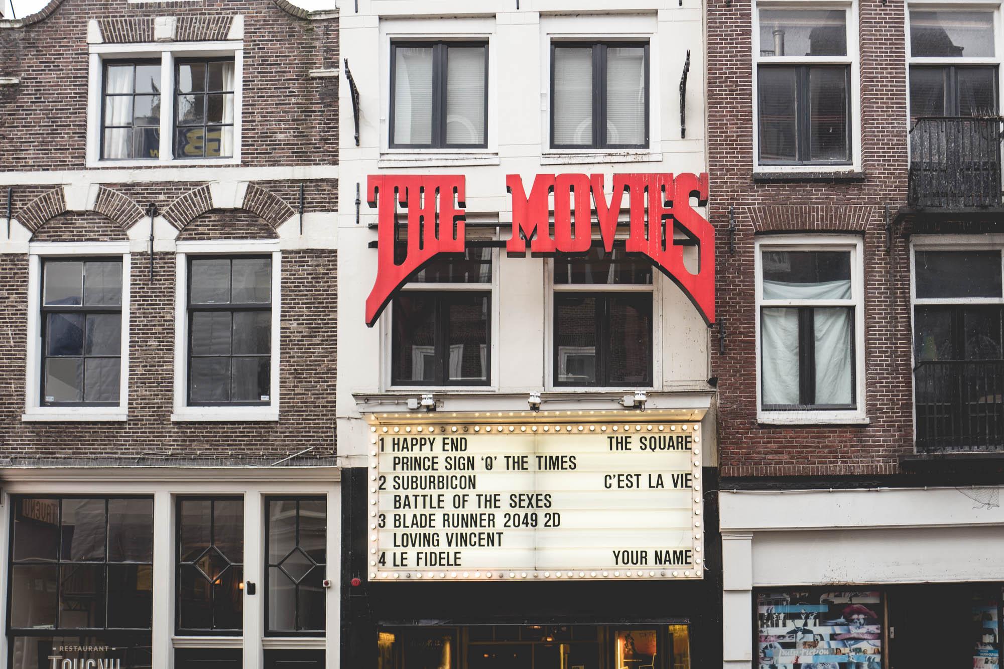 Amsterdam Movies