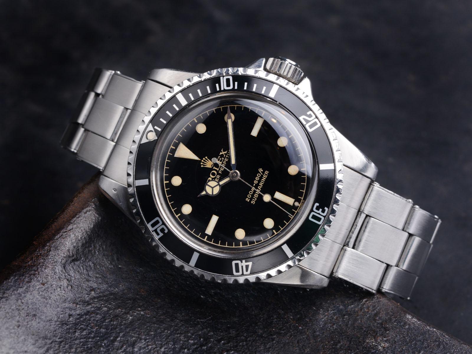Rolex 5512 Submariner - Gilt Gen 1