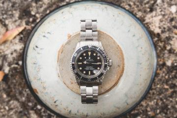 Rolex 5512 Submariner