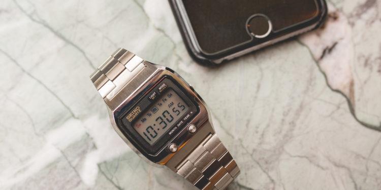 Les montres de James Bond - Seiko Quartz ref. 0674.5000