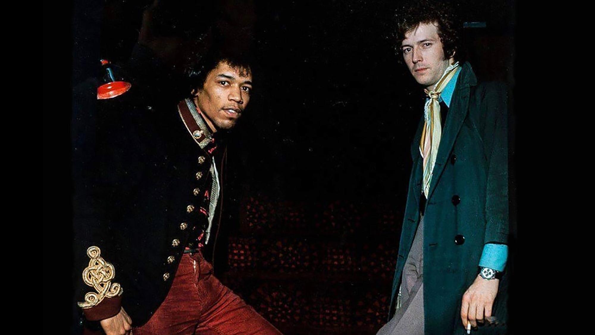 Eric Clapton and Jimmi Hendrix - Universal Geneve
